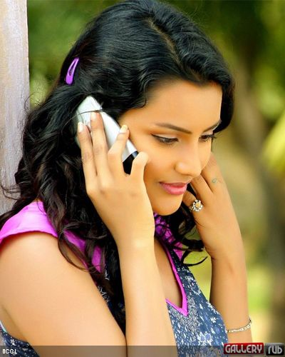 A still of Priya Anand from the film &#039;1234 Andaru Engineerle&#039;.www.galleryrub.com <br />