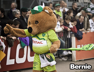 Mascotte rugby Section Paloise