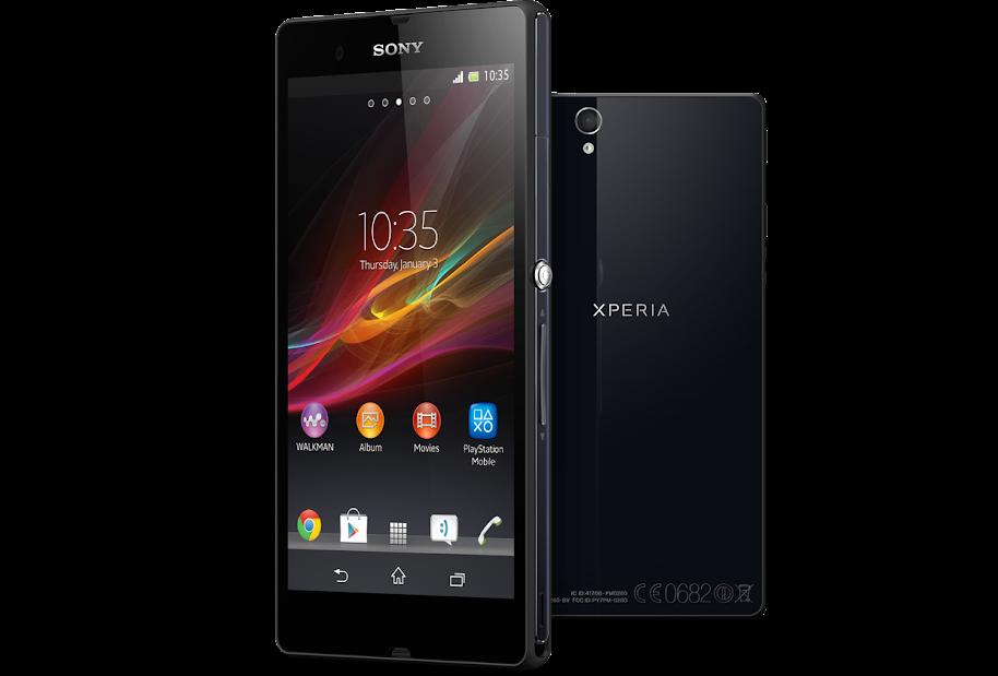 Sony Xperia Z Google Edition