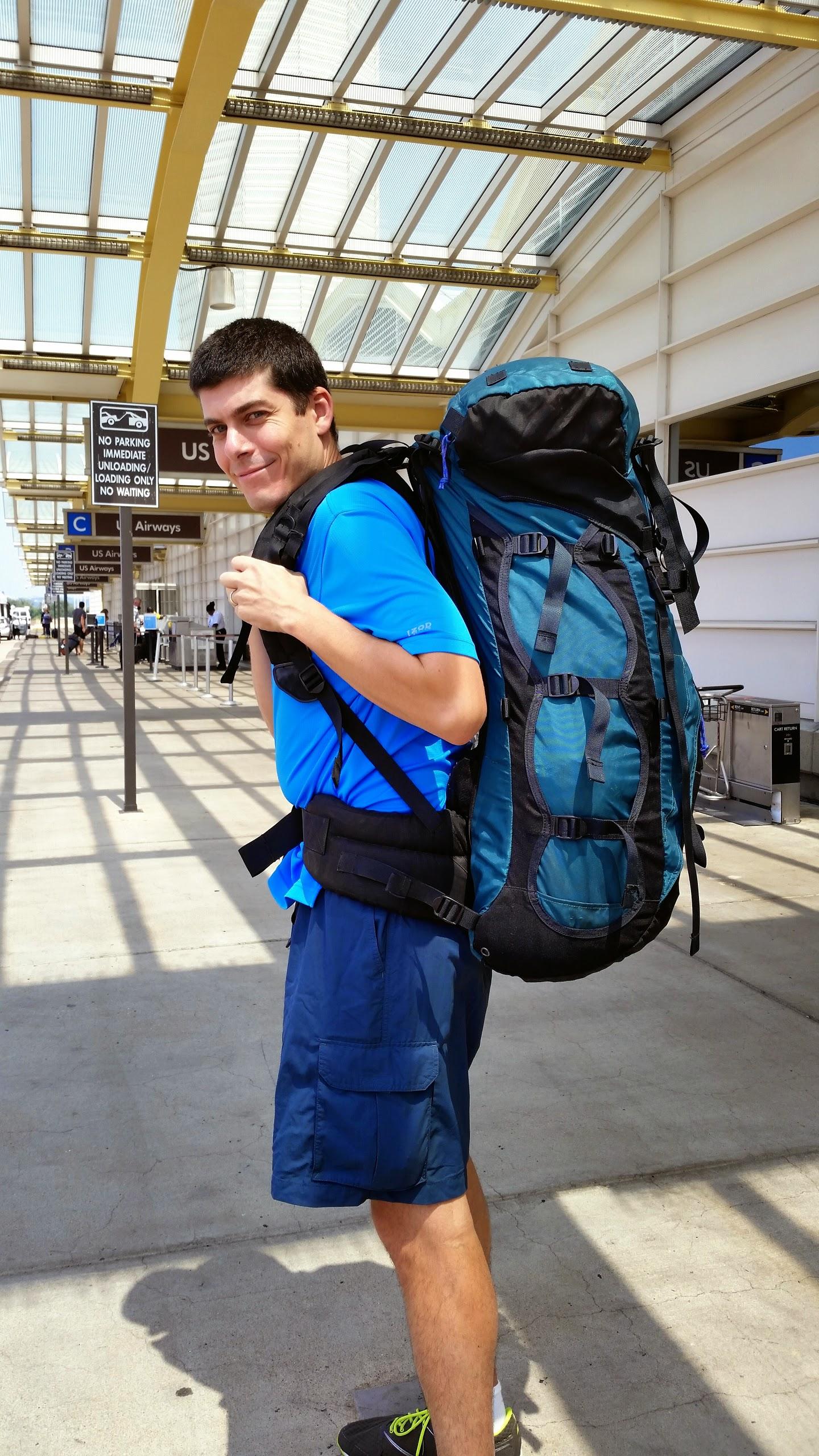 Ben S Journal Backpacking Like It S 1999
