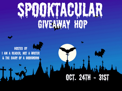 Spooktacular Giveaway Hop Winner!