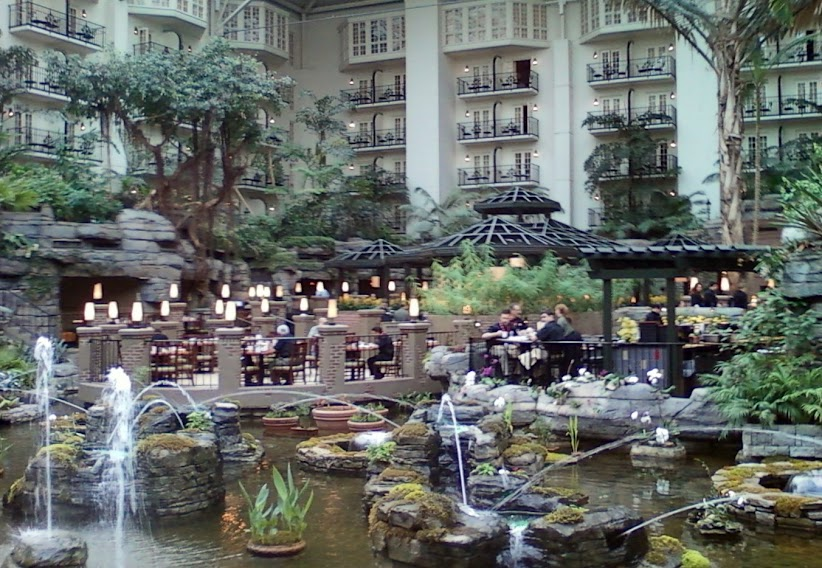 Gaylord Opryland Hotel BlissDom '12