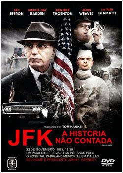 JFK: A História Não Contada – Dublado