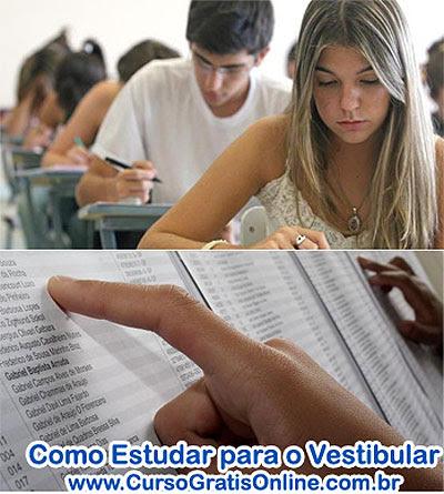 Estudar para o Vestibular