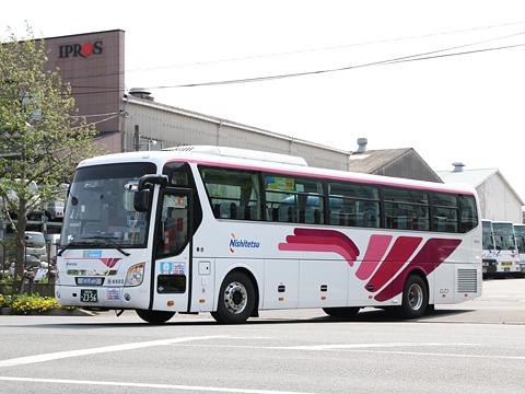 西日本鉄道「ひのくに号」 6502