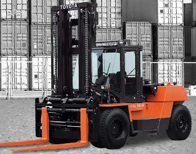 Xe nâng 10 – 16 tấn Toyota 0934172768