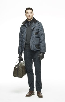 Louis Vuitton Men's Autumn/Winter 2016 Pre-Collection