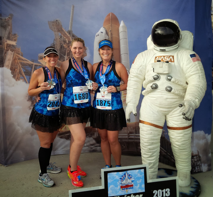Space%2520Coast%2520Finishers Space Coast Half Marathon Recap