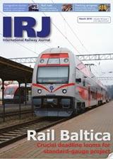 International Railway Journal 03/2014 edition - Free subscription.