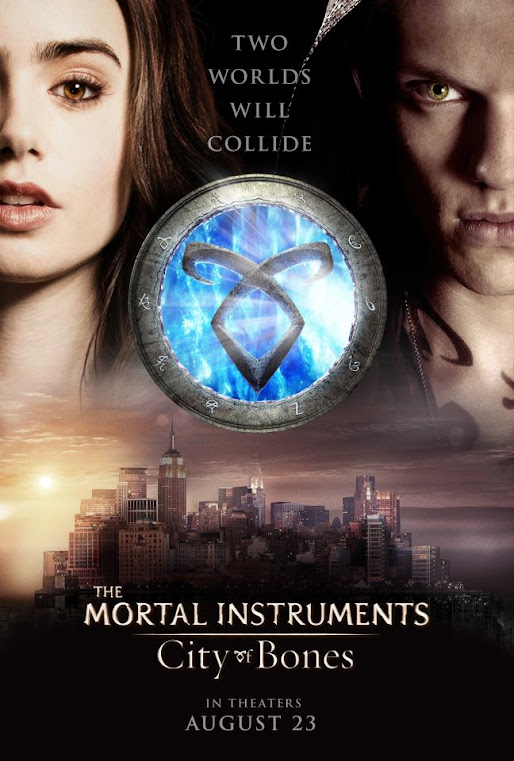 City of Bones (Mortal Instruments #1) Movie News