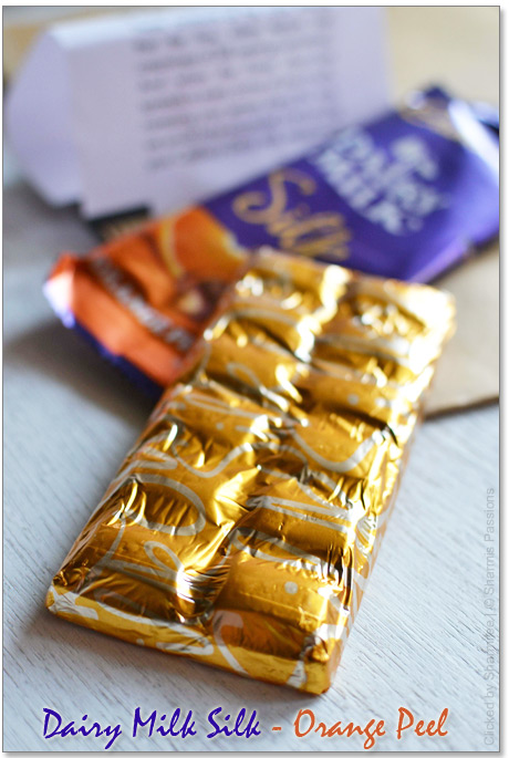 Cadbury Silk India – Orange Peel