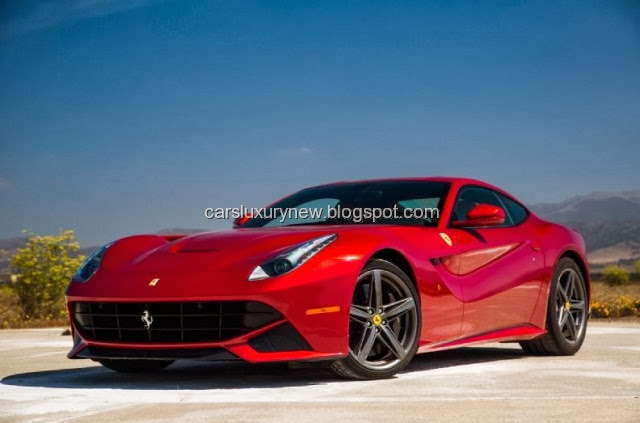 2014 Ferrari F12 Berlinetta Picture