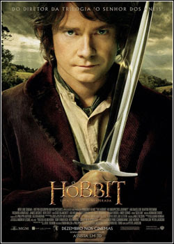 8 Download   O Hobbit: Uma Jornada Inesperada   DVDSCR AVI + RMVB Dublado