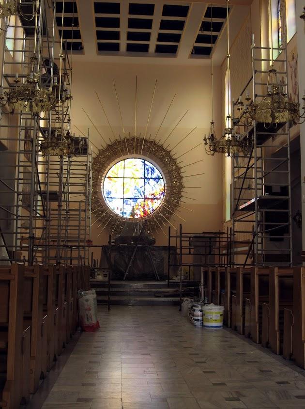 Mąkolice, kościół