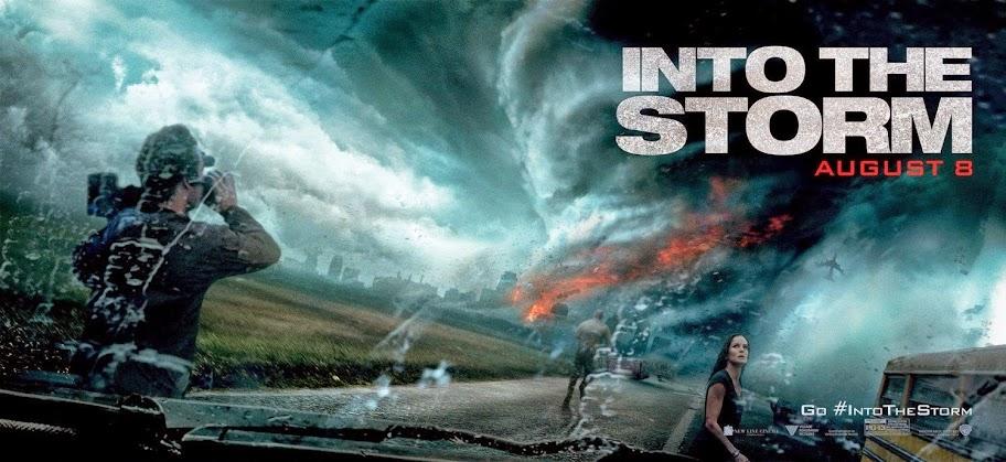 Μέσα στον Κυκλώνα (Into the Storm) Wallpaper