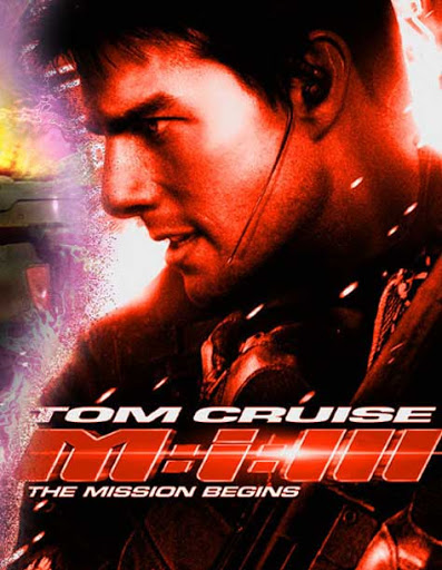 Tom Cruise en Misión Imposible 3