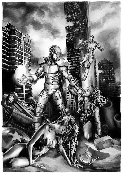 https://lh4.googleusercontent.com/-PyEgwFsRp9c/VFI1gYvO7pI/AAAAAAAHbKU/dy7Y9a3ViYk/w506-h750/ultimate_ultron_vs_the_avengers_by_dimitriskoskinas-d84maec.jpg