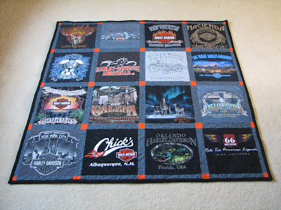 """Finished traditional style lap quilt measures 54"""" by 54"""""""