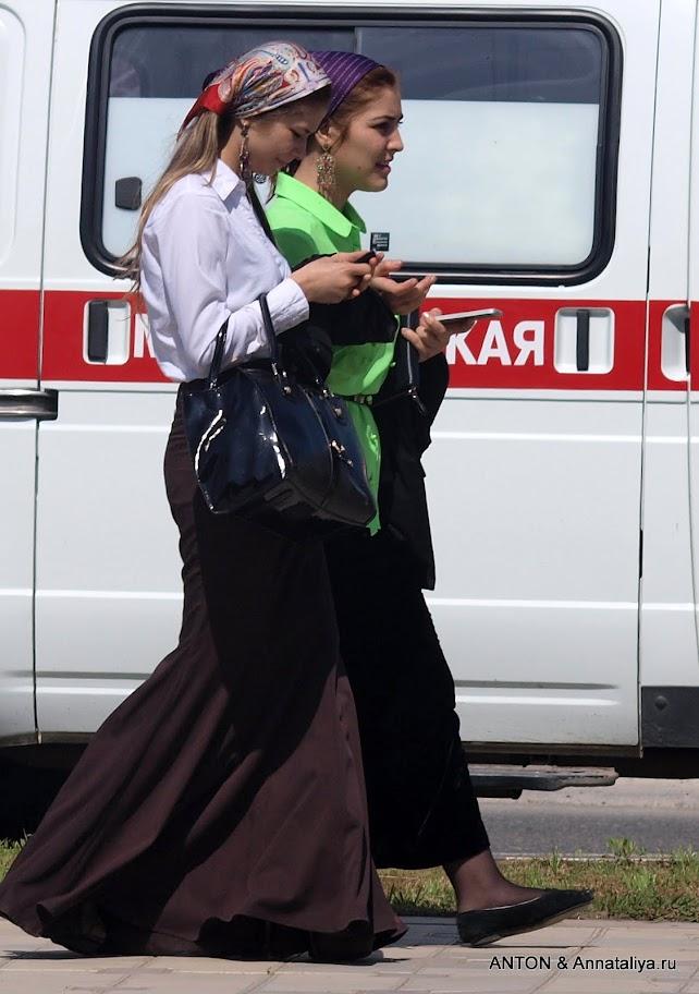 голие чеченские девушки