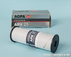 AGFA APX 25