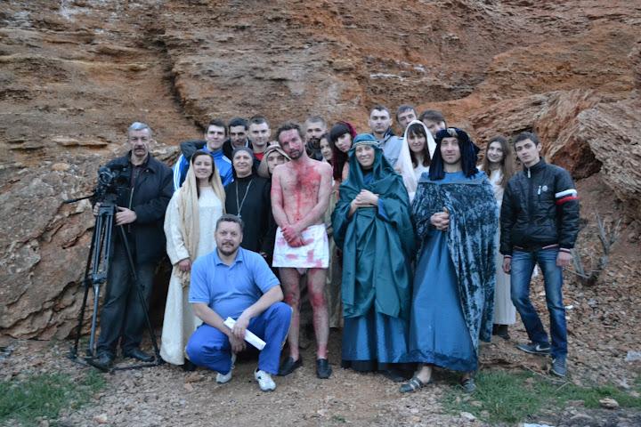 Съемочная группа и актеры