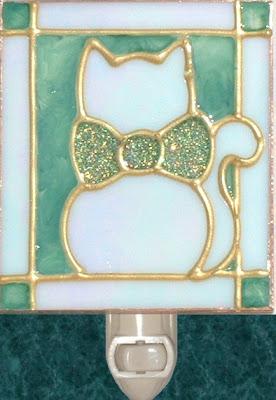 Green Sage Feline