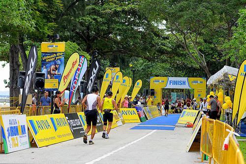 Aviva Ironman 70 3 Triathlon Zorbing Swave Boarding Genesis 1 3