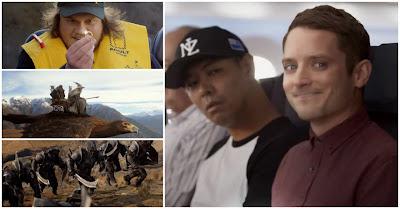 Air New Zealand & The Hobbit: o mais épico video de segurança a bordo de sempre