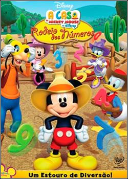 A Casa do Mickey Mouse: Rodeio dos Números  Dublado 2011