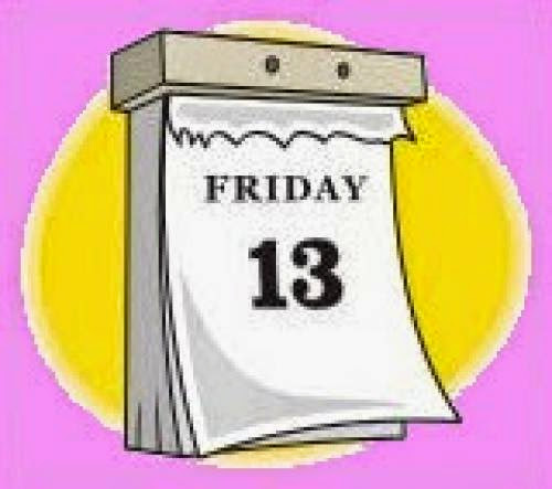 Good Luck On Friday 13Th