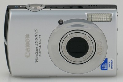 Canon PowerShot SD870 IS