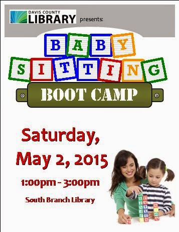 Babysitting Boot Camp