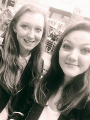 Tanya Burr's book signing and shopping haul