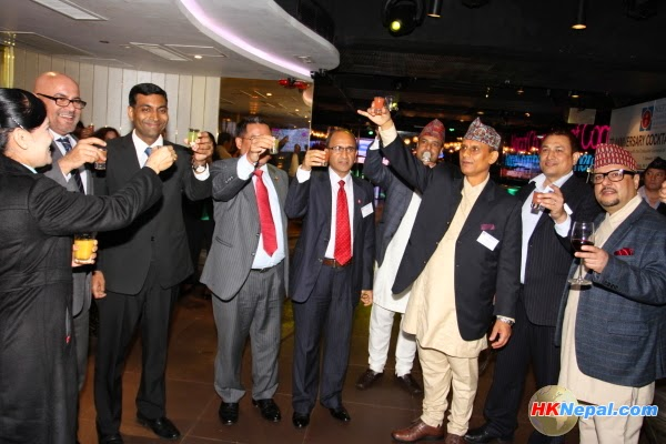 Nepal Chamber Of Commerce HK | Cocktail Reception 2015 (Photo)