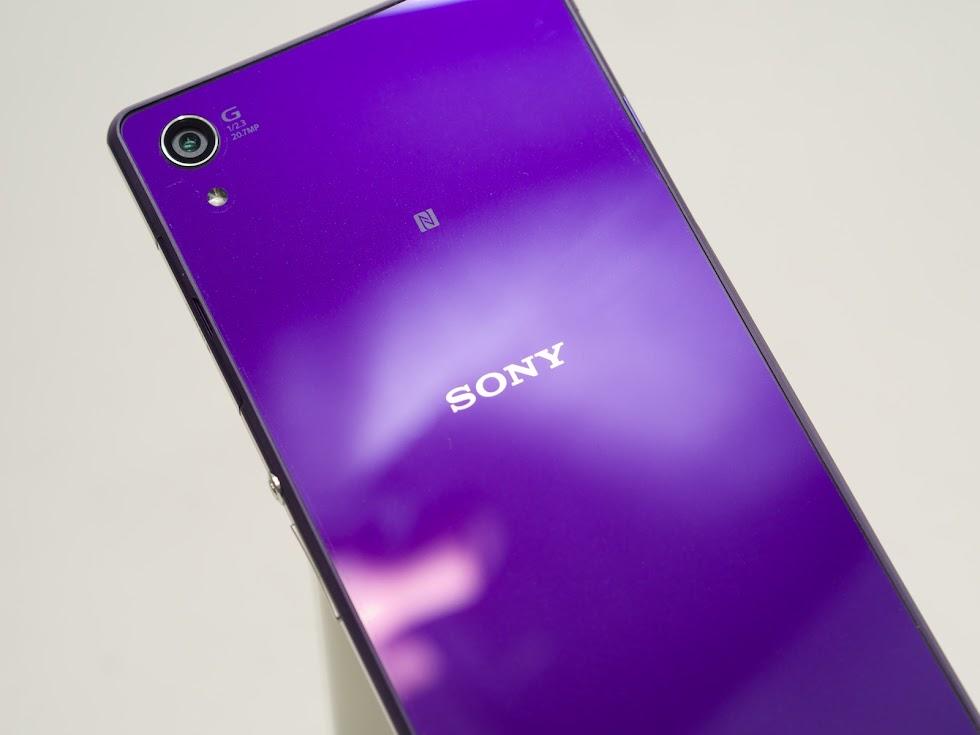 Sony Xperia Z2 SIMフリー