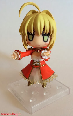 Nendoroid Saber Extra Review Image 10