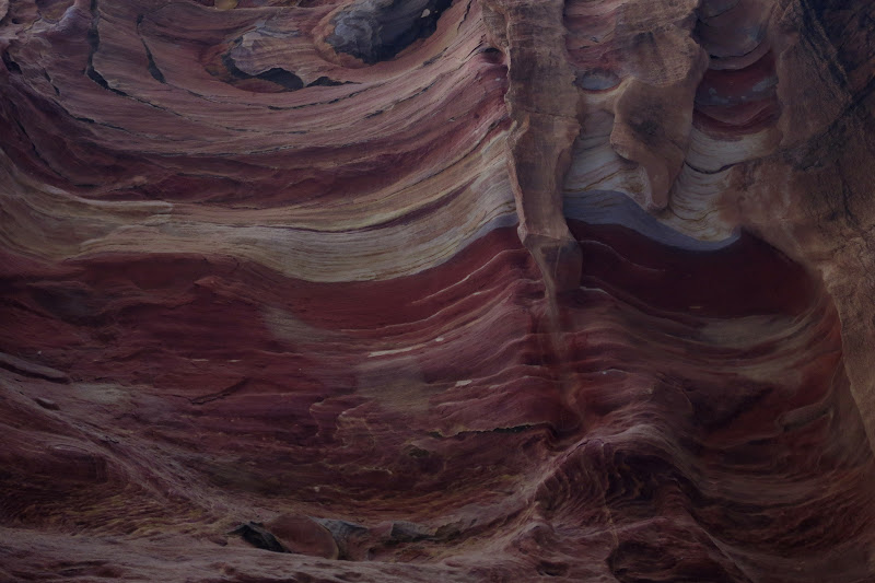 Canyon colors