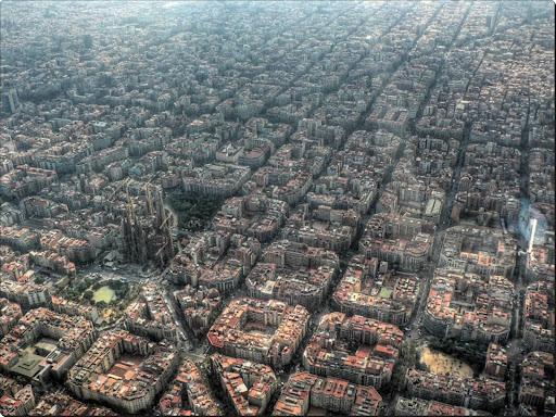Epic Aerial of Barcelona, Spain.jpg
