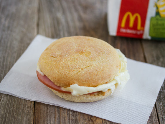 McDonald Egg White Delight McMuffin
