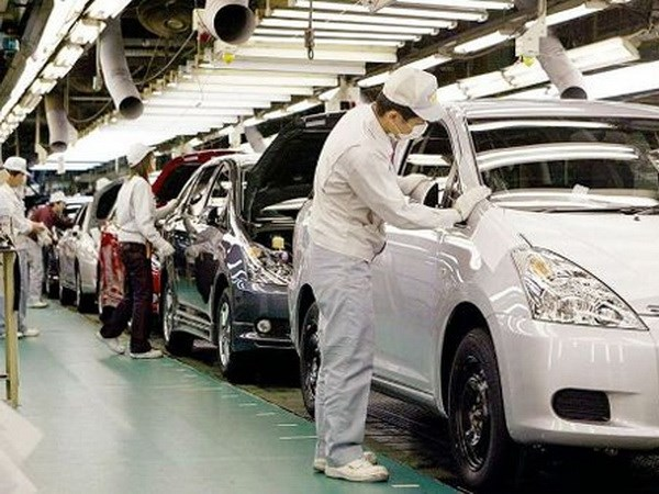 Đơn hàng bảo dưỡng ô tô cần 3 nam làm việc tại Fukushima Nhật Bản tháng 07/2017