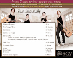 Four Times a Lady