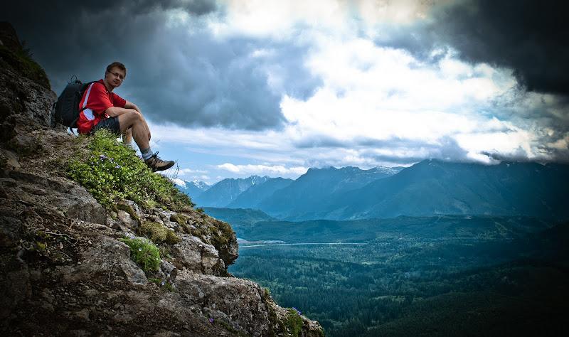 Rattlesnake Mountain..