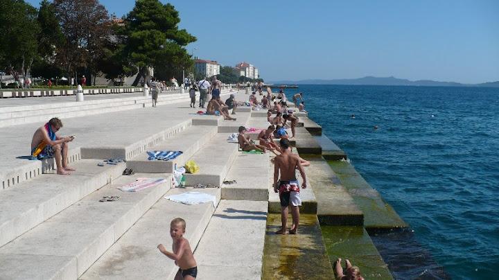 Zadar - Organy wodne
