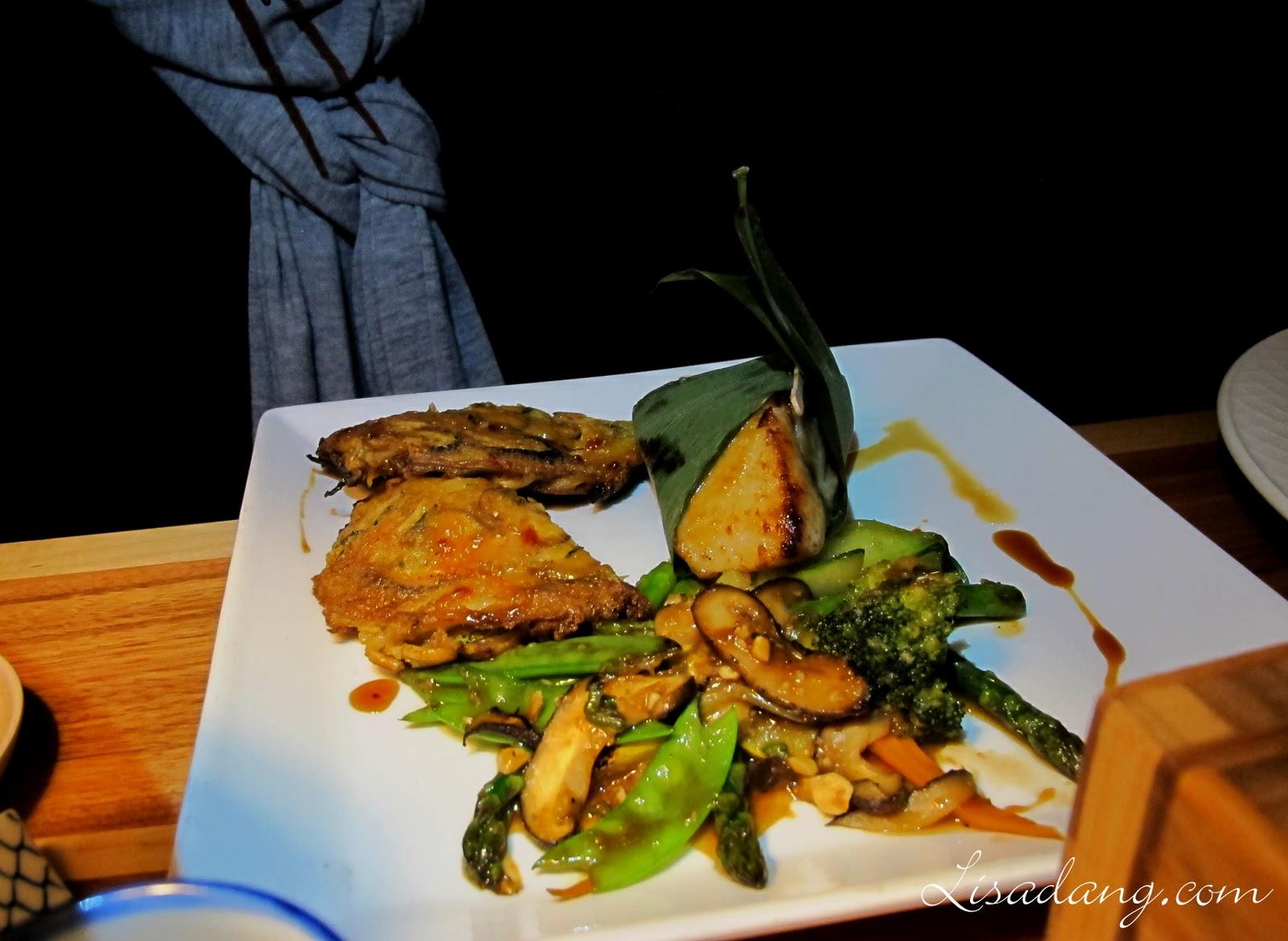 dang meat Asian street