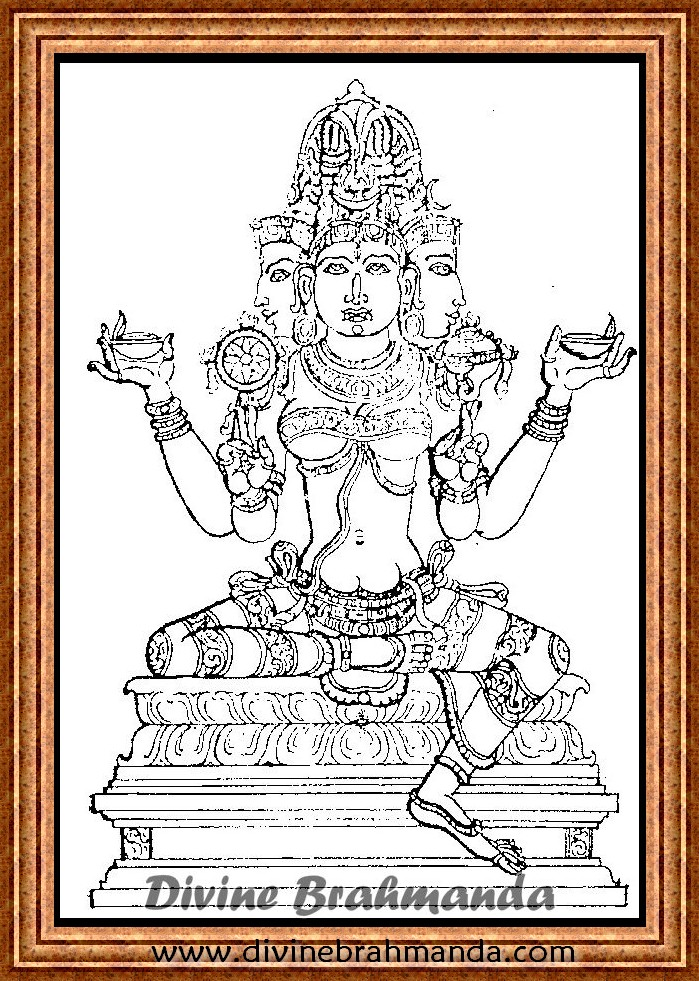 Soundarya Lahari Sloka, Yantra & Goddess For Handsome Personality - 80