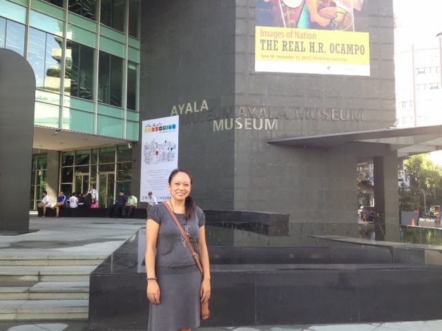 Ayala Museum Makati Philippines