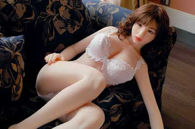 The Japanese sex dolls are looking more and more real ...