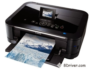 download Canon PIXMA MG6140 printer's driver