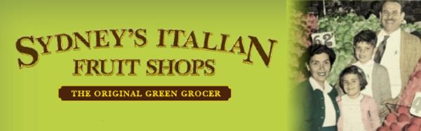 Sydney's Italian Fruit Shops