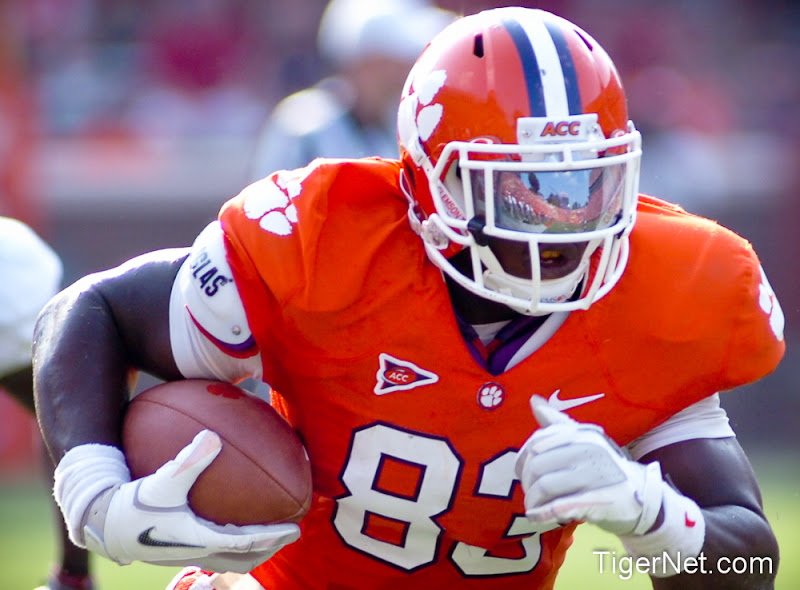 Clemson vs. Troy Photos - 2011, Dwayne Allen, Football, Troy